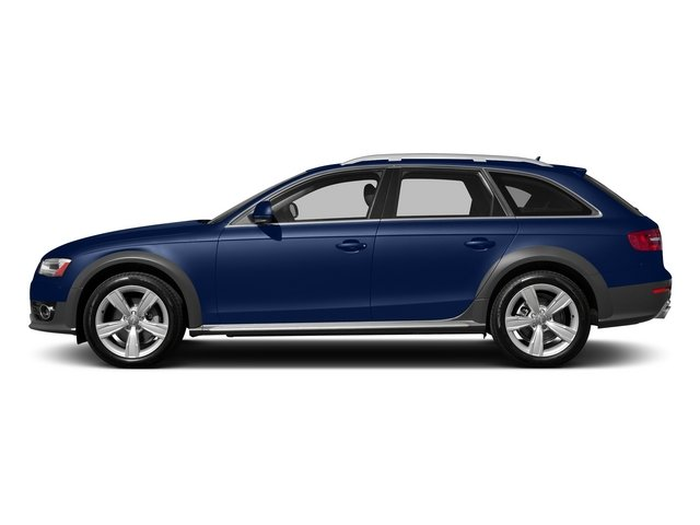 Scuba Blue Metallic 2015 Audi allroad Pictures allroad Wagon 4D Premium Plus AWD I4 Turbo photos side view