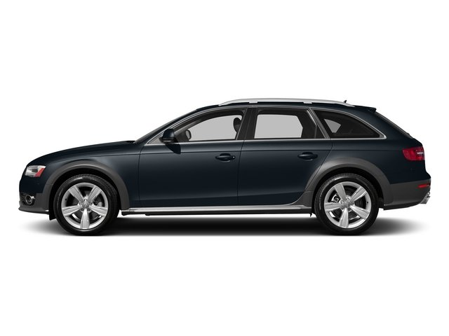 Moonlight Blue Metallic 2015 Audi allroad Pictures allroad Wagon 4D Premium AWD I4 Turbo photos side view