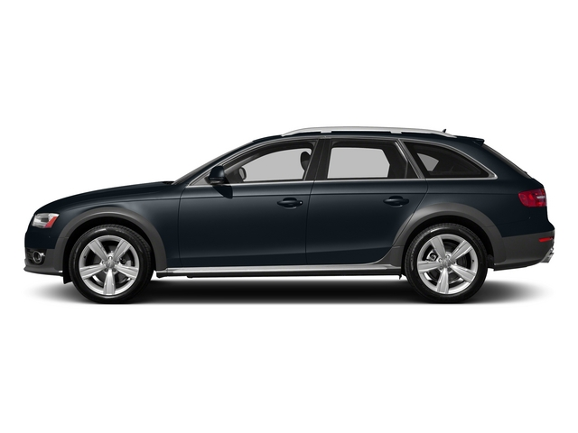 Moonlight Blue Metallic 2015 Audi allroad Pictures allroad Wagon 4D Prestige AWD I4 Turbo photos side view