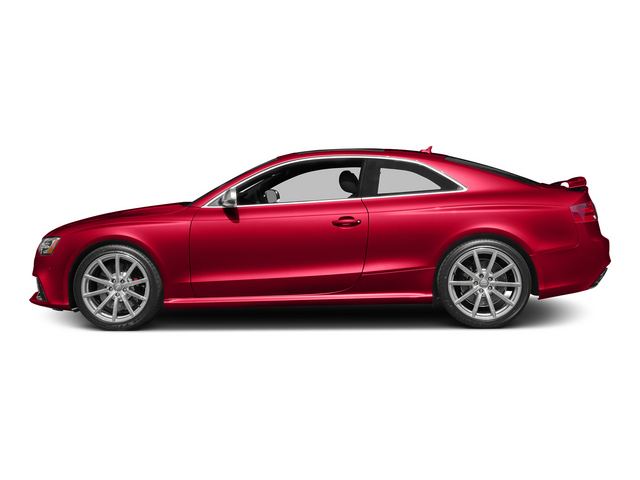 Misano Red Pearl Effect 2015 Audi RS 5 Pictures RS 5 Coupe 2D RS5 AWD V8 photos side view