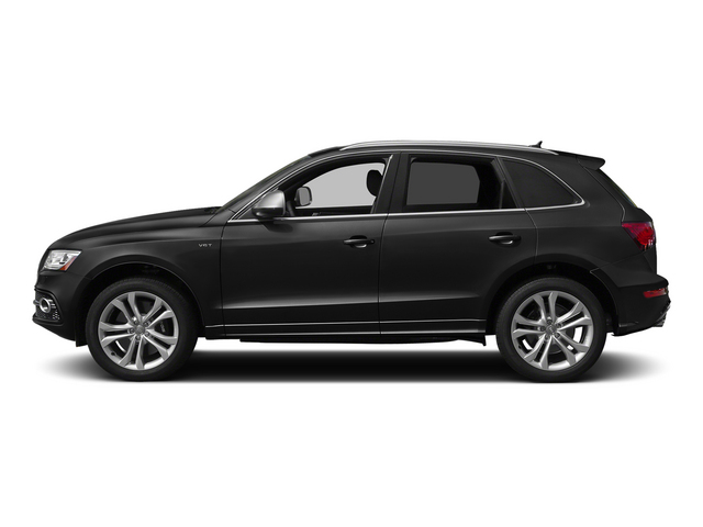 Brilliant Black 2015 Audi SQ5 Pictures SQ5 Utility 4D Prestige AWD V6 photos side view