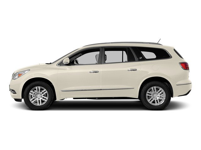 White Diamond Tricoat 2015 Buick Enclave Pictures Enclave Utility 4D Leather 2WD V6 photos side view