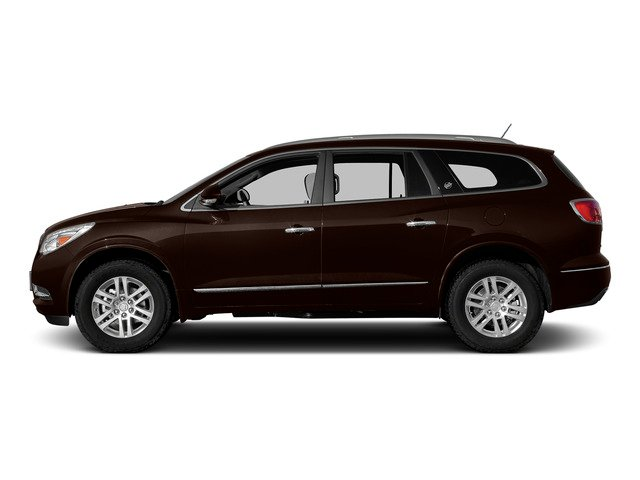 Dark Chocolate Metallic 2015 Buick Enclave Pictures Enclave Utility 4D Leather 2WD V6 photos side view