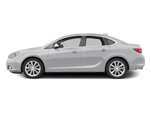 Summit White 2015 Buick Verano Pictures Verano Sedan 4D Convenience I4 photos side view