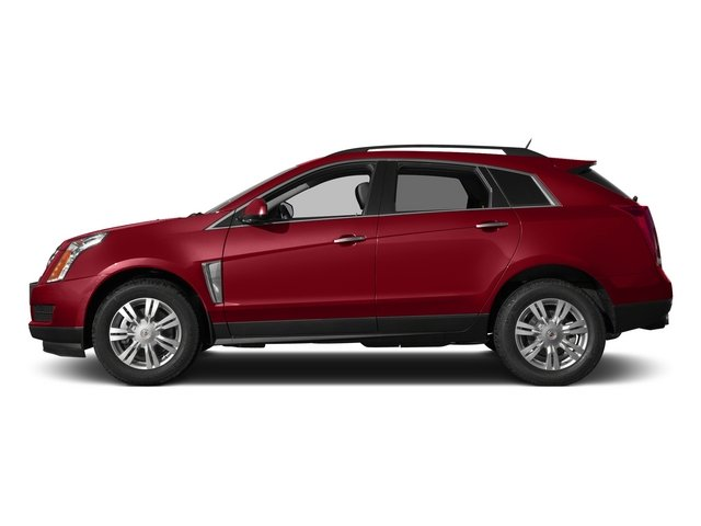 Crystal Red Tintcoat 2015 Cadillac SRX Pictures SRX Utility 4D Premium AWD V6 photos side view