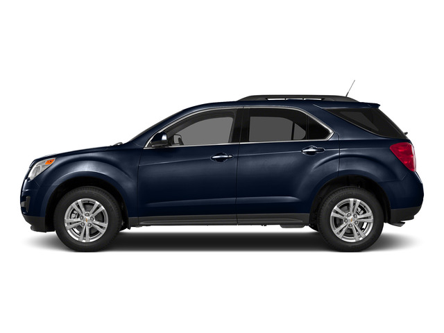 Blue Velvet Metallic 2015 Chevrolet Equinox Pictures Equinox Utility 4D 2LT AWD I4 photos side view