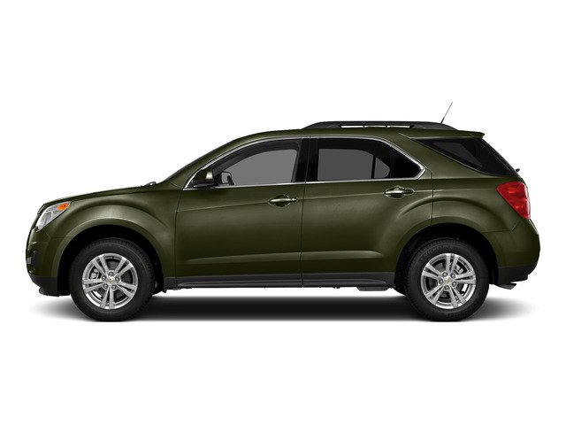 Sea Grass Metallic 2015 Chevrolet Equinox Pictures Equinox Utility 4D 2LT AWD I4 photos side view