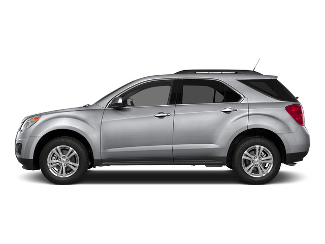 Silver Ice Metallic 2015 Chevrolet Equinox Pictures Equinox Utility 4D 2LT AWD I4 photos side view