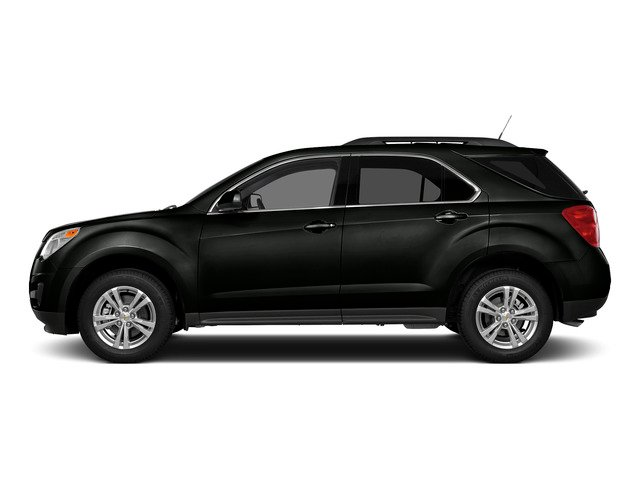 Black Granite Metallic 2015 Chevrolet Equinox Pictures Equinox Utility 4D 2LT AWD I4 photos side view
