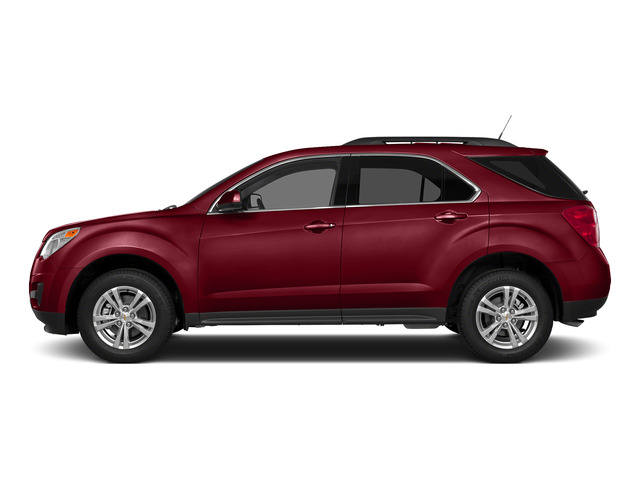Crystal Red Tintcoat 2015 Chevrolet Equinox Pictures Equinox Utility 4D 2LT AWD I4 photos side view