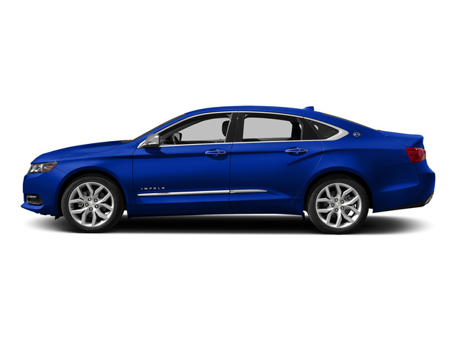 Blue Velvet Metallic 2015 Chevrolet Impala Pictures Impala Sedan 4D LT V6 photos side view