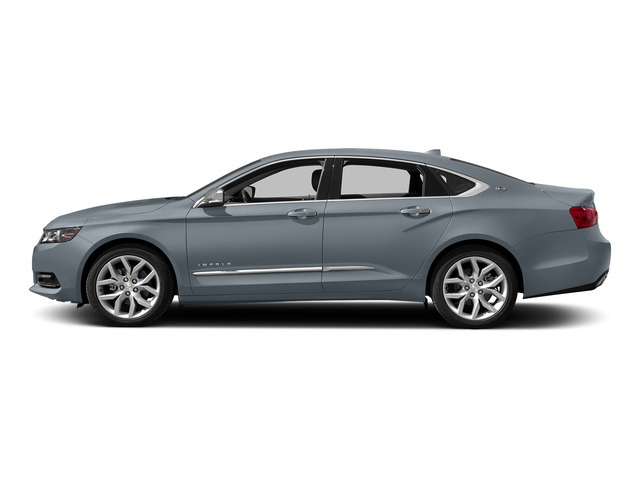 Iridescent Pearl Tricoat 2015 Chevrolet Impala Pictures Impala Sedan 4D LT V6 photos side view