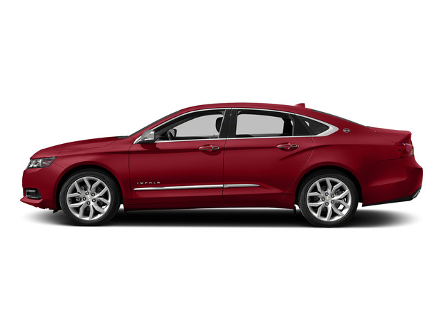 Crystal Red Tintcoat 2015 Chevrolet Impala Pictures Impala Sedan 4D LT V6 photos side view