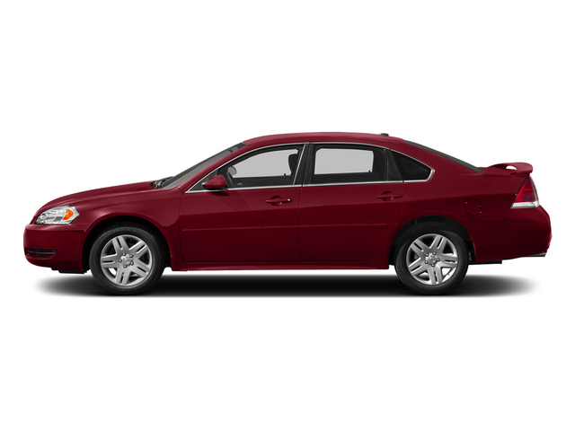 Crystal Red Tintcoat 2015 Chevrolet Impala Limited Pictures Impala Limited Sedan 4D LTZ V6 photos side view