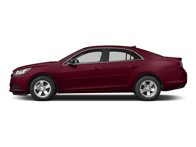 Butte Red Metallic 2015 Chevrolet Malibu Pictures Malibu Sedan 4D LTZ I4 Turbo photos side view