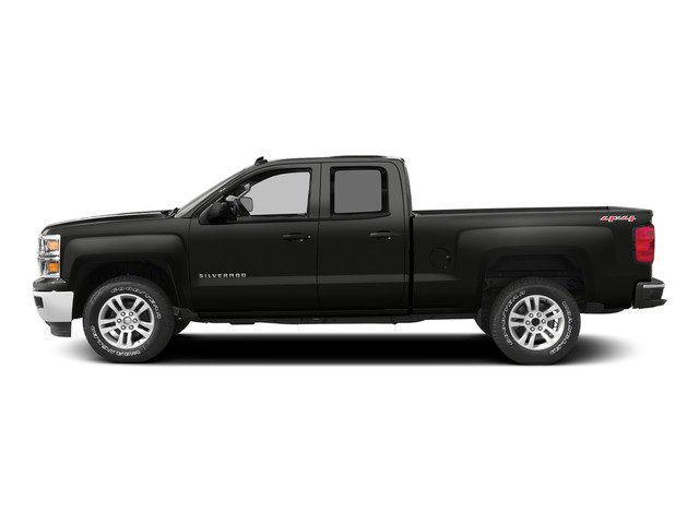 Tungsten Metallic 2015 Chevrolet Silverado 1500 Pictures Silverado 1500 Extended Cab LTZ 2WD photos side view