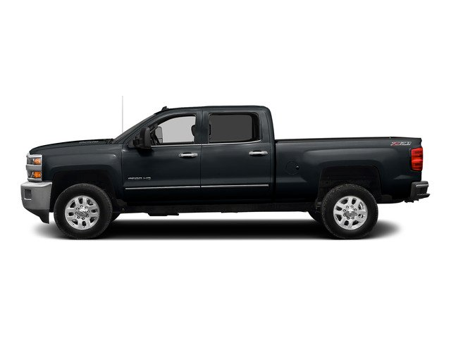 Blue Granite Metallic 2015 Chevrolet Silverado 2500HD Pictures Silverado 2500HD Crew Cab LT 4WD photos side view