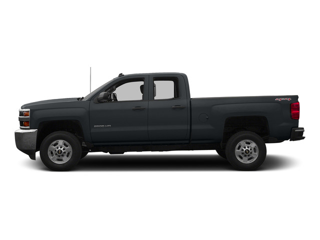 Blue Granite Metallic 2015 Chevrolet Silverado 2500HD Pictures Silverado 2500HD Extended Cab LTZ 2WD photos side view