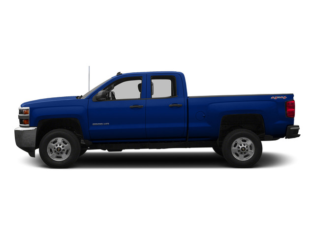 Blue Topaz Metallic 2015 Chevrolet Silverado 2500HD Pictures Silverado 2500HD Extended Cab LTZ 2WD photos side view