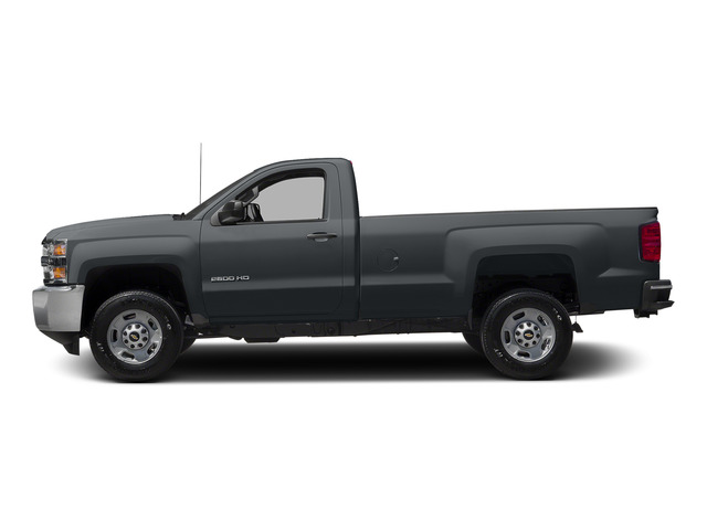 Blue Granite Metallic 2015 Chevrolet Silverado 2500HD Pictures Silverado 2500HD Regular Cab LT 2WD photos side view