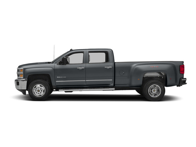 Blue Granite Metallic 2015 Chevrolet Silverado 3500HD Pictures Silverado 3500HD Crew Cab LTZ 2WD photos side view