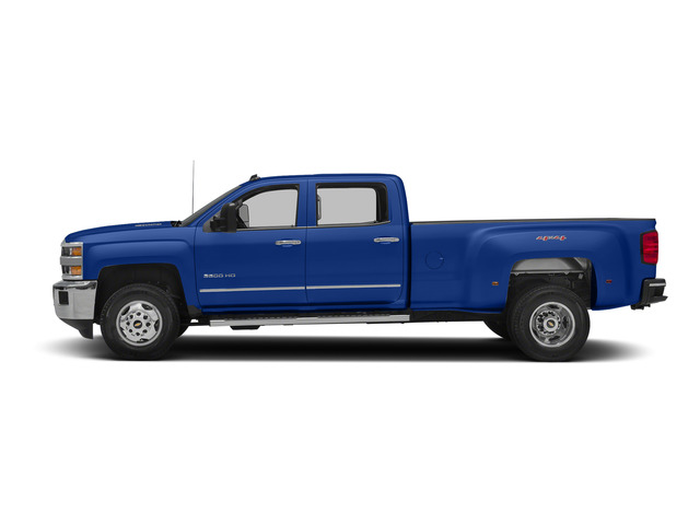 Blue Topaz Metallic 2015 Chevrolet Silverado 3500HD Pictures Silverado 3500HD Crew Cab LTZ 2WD photos side view