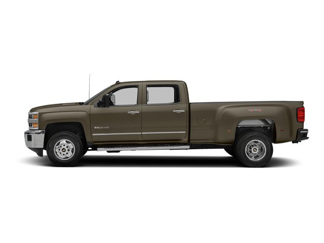 Brownstone Metallic 2015 Chevrolet Silverado 3500HD Pictures Silverado 3500HD Crew Cab LTZ 2WD photos side view