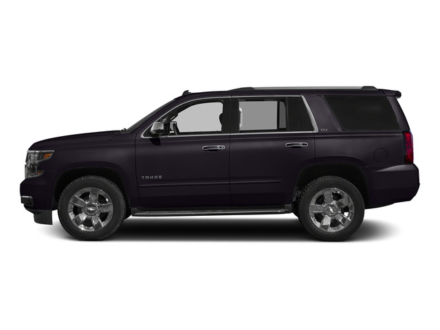 Sable Metallic 2015 Chevrolet Tahoe Pictures Tahoe Utility 4D LT 4WD V8 photos side view