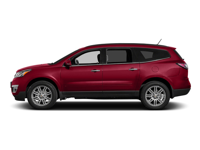 Siren Red Tintcoat 2015 Chevrolet Traverse Pictures Traverse Utility 4D 2LT AWD V6 photos side view