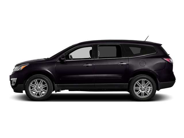 Sable Metallic 2015 Chevrolet Traverse Pictures Traverse Utility 4D 2LT AWD V6 photos side view