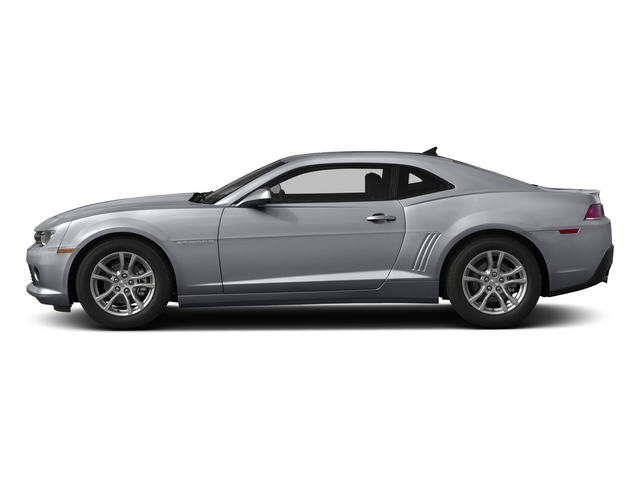 Silver Ice Metallic 2015 Chevrolet Camaro Pictures Camaro Coupe 2D Z28 V8 photos side view