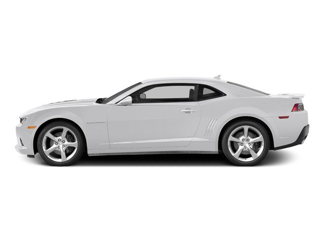 Summit White 2015 Chevrolet Camaro Pictures Camaro Coupe 2D SS V8 photos side view
