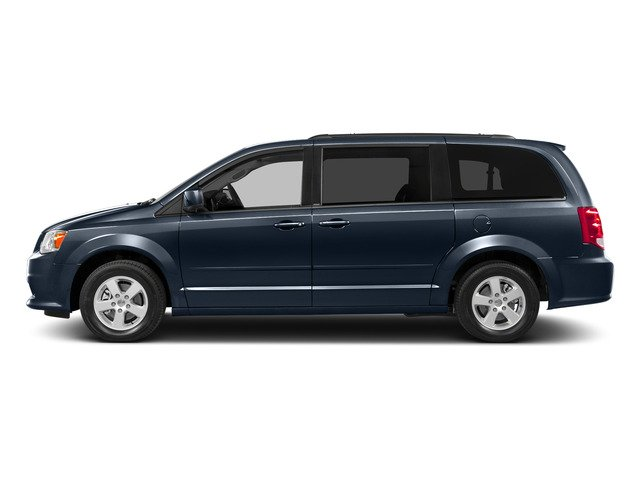 True Blue Pearlcoat 2015 Dodge Grand Caravan Pictures Grand Caravan Grand Caravan SE V6 photos side view