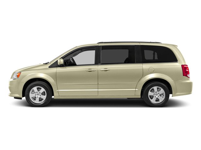 Cashmere/Sandstone Pearlcoat 2015 Dodge Grand Caravan Pictures Grand Caravan Grand Caravan SE V6 photos side view