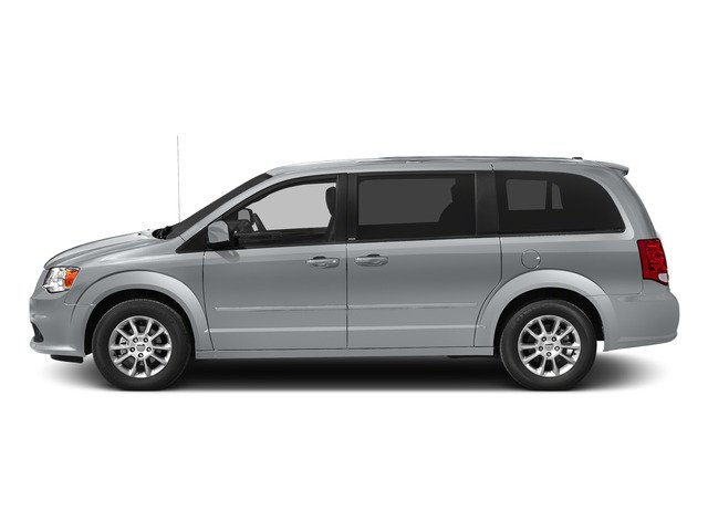 Billet Silver Metallic Clearcoat 2015 Dodge Grand Caravan Pictures Grand Caravan Grand Caravan R/T V6 photos side view