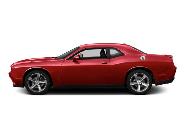 Torred Clearcoat 2015 Dodge Challenger Pictures Challenger Coupe 2D R/T Scat Pack V8 photos side view
