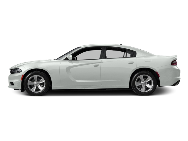 Bright White Clearcoat 2015 Dodge Charger Pictures Charger Sedan 4D SRT 392 V8 photos side view