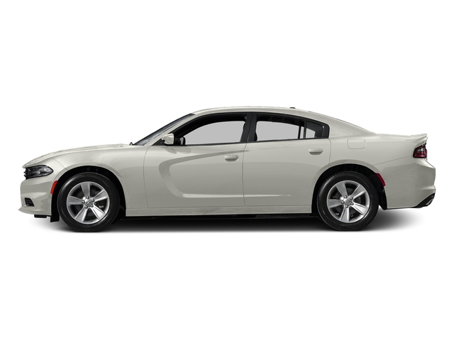 Ivory Tri-Coat Pearl 2015 Dodge Charger Pictures Charger Sedan 4D SRT 392 V8 photos side view