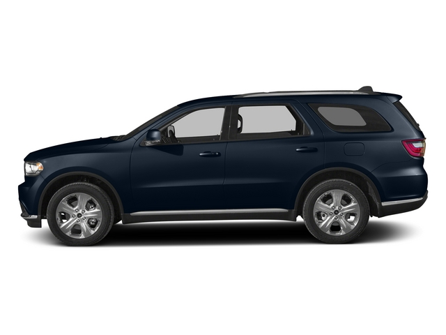 True Blue Pearlcoat 2015 Dodge Durango Pictures Durango Utility 4D Limited 2WD V6 photos side view