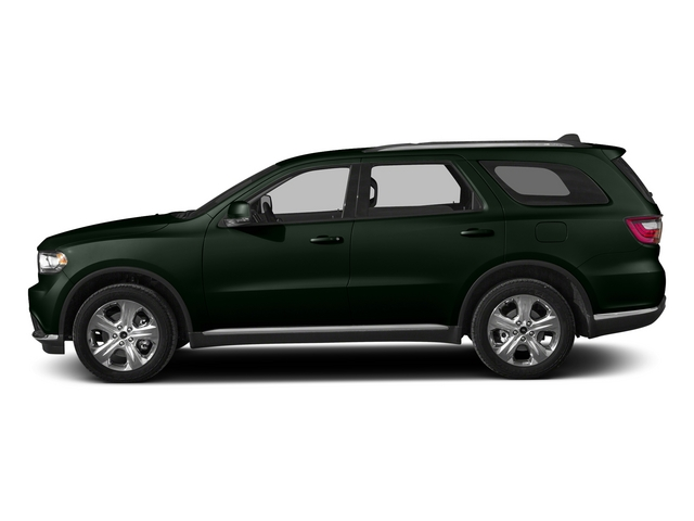 Black Forest Green Pearlcoat 2015 Dodge Durango Pictures Durango Utility 4D Limited 2WD V6 photos side view