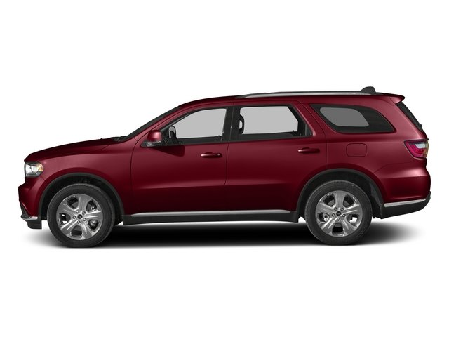 Deep Cherry Red Crystal Pearlcoat 2015 Dodge Durango Pictures Durango Utility 4D Limited 2WD V6 photos side view