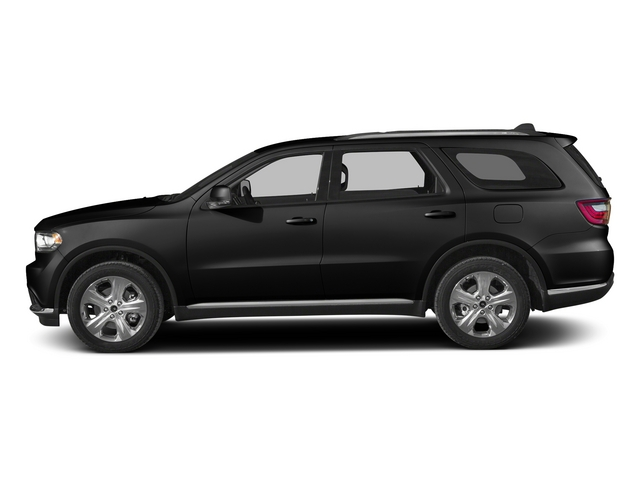Brilliant Black Crystal Pearlcoat 2015 Dodge Durango Pictures Durango Utility 4D Limited 2WD V6 photos side view