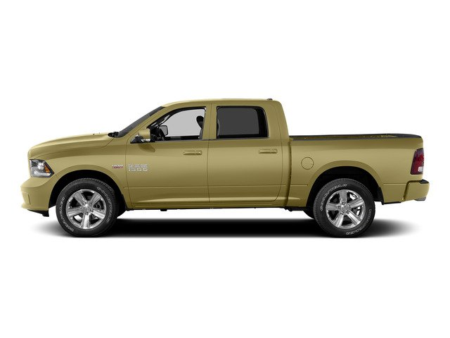 Light Cream 2015 Ram Truck 1500 Pictures 1500 Crew Cab SSV 4WD photos side view