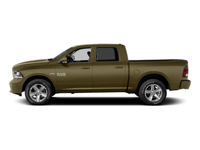 Prairie Pearlcoat 2015 Ram Truck 1500 Pictures 1500 Crew Cab SSV 4WD photos side view