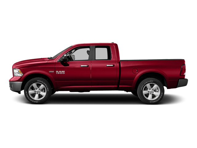 Agriculture Red 2015 Ram Truck 1500 Pictures 1500 Quad Cab SLT 4WD photos side view