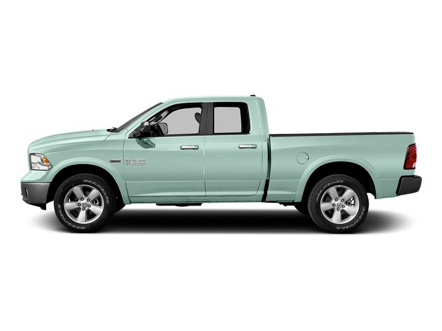 Robin Egg Blue 2015 Ram Truck 1500 Pictures 1500 Quad Cab Express 4WD photos side view