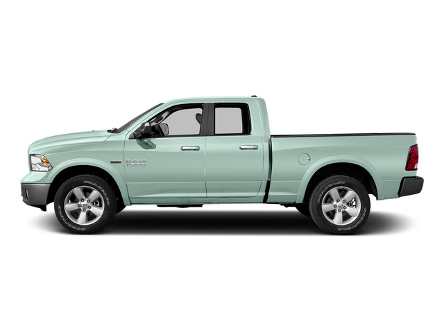 Robin Egg Blue 2015 Ram Truck 1500 Pictures 1500 Quad Cab Express 2WD photos side view