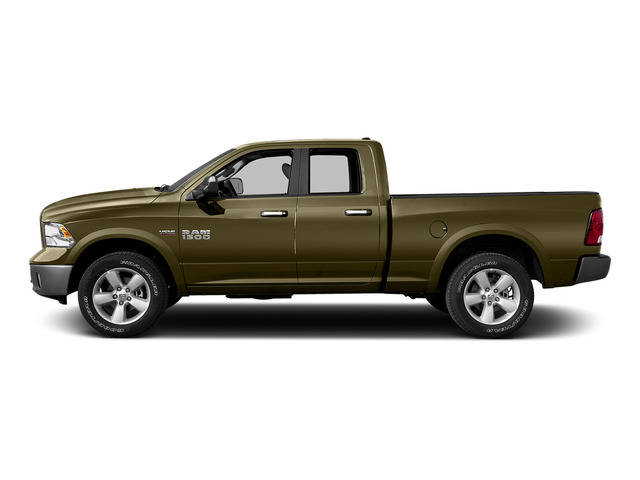Prairie Pearlcoat 2015 Ram Truck 1500 Pictures 1500 Quad Cab Express 2WD photos side view