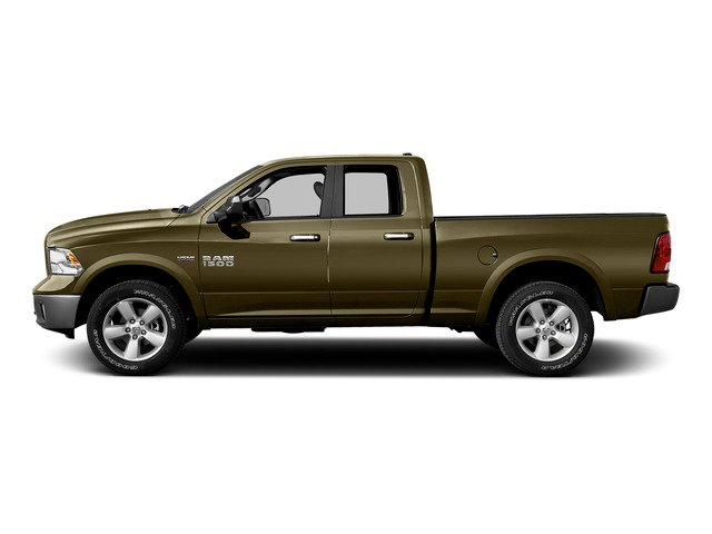 Prairie Pearlcoat 2015 Ram Truck 1500 Pictures 1500 Quad Cab SLT 4WD photos side view