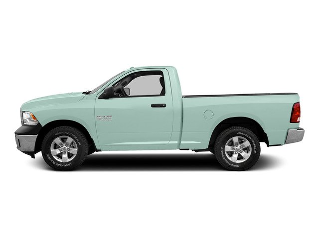 Robin Egg Blue 2015 Ram Truck 1500 Pictures 1500 Regular Cab SLT 4WD photos side view
